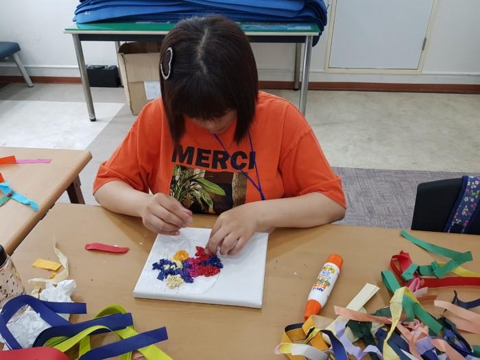 청년장애인 문화! 예술로 뿜다!-2019년 지역특성화 문화예술교육-